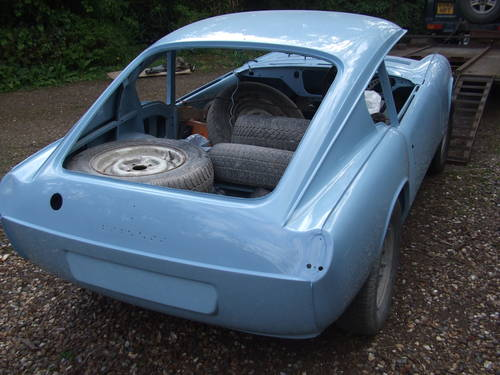 1969 GT6 MK1 SUPERB RESTO NEEDS FINISHING RARE CHANCE SOLD (picture 2 of 6)