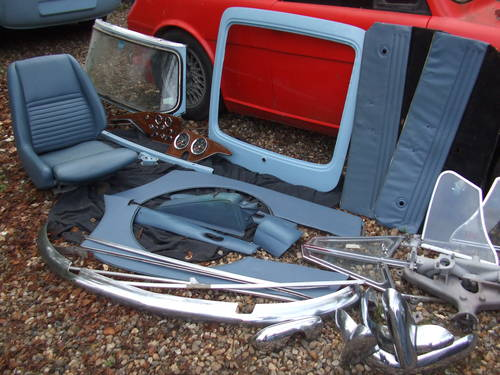 1969 GT6 MK1 SUPERB RESTO NEEDS FINISHING RARE CHANCE SOLD (picture 3 of 6)