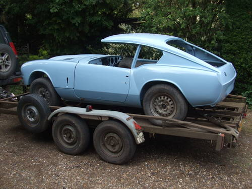 1969 GT6 MK1 SUPERB RESTO NEEDS FINISHING RARE CHANCE SOLD (picture 4 of 6)