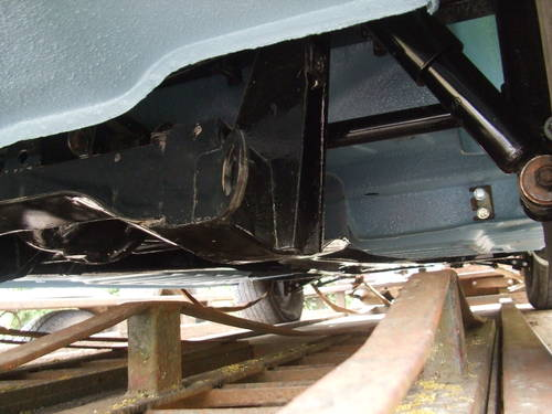 1969 GT6 MK1 SUPERB RESTO NEEDS FINISHING RARE CHANCE SOLD (picture 5 of 6)