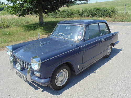 1960 Triumph Herald SOLD (picture 1 of 6)