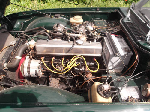 1973 TR6 WITH OVERDRIVE SOLD (picture 3 of 6)