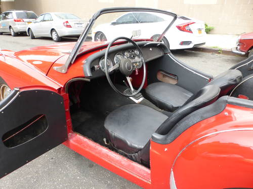 1960 Triumph TR3A Nice Driver - SOLD (picture 5 of 6)