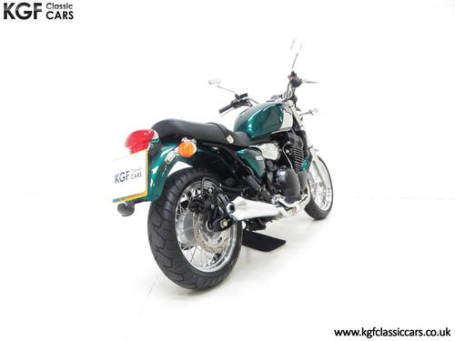 2002 An Outstanding Triumph Legend TT, One Owner and 1,436 Miles SOLD (picture 5 of 6)