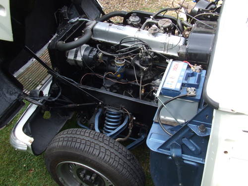 1968 VITESSE MK1 2L CONVERTIBLE GREAT CAR WITH OVERDRIVE SOLD (picture 6 of 6)