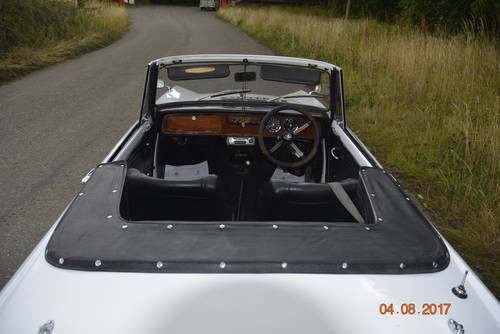1971 Triumph Herald convertible  SOLD (picture 6 of 6)
