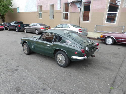 1969 Triumph GT6 MK-III Runs Drives For Restoration- SOLD (picture 4 of 6)