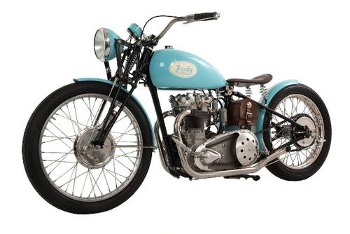 1952 Triumph T100  For Sale (picture 4 of 6)