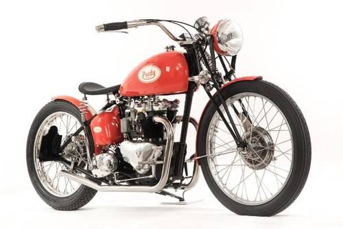 1952 Triumph T100  For Sale (picture 5 of 6)