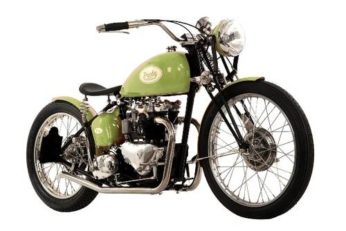 1952 Triumph T100  For Sale (picture 6 of 6)