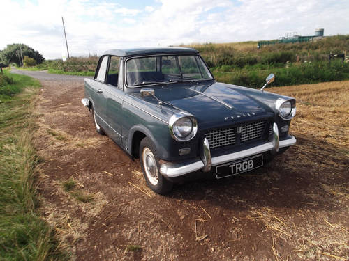 1964 HERALD 1200 SALOON SOLD (picture 1 of 6)