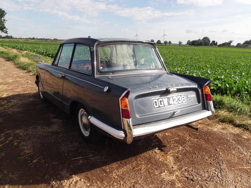 1964 HERALD 1200 SALOON SOLD (picture 3 of 6)