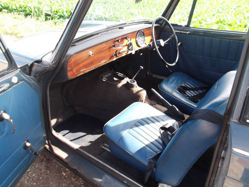 1964 HERALD 1200 SALOON SOLD (picture 5 of 6)