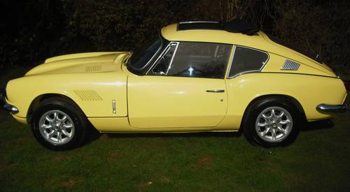 1969 GT6 MK2 OVERDRIVE,PHOTOGRAPHIC RESTORATION,LEATHER INTERIOR, For Sale (picture 2 of 6)