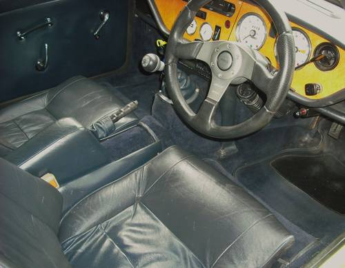 1969 GT6 MK2 OVERDRIVE,PHOTOGRAPHIC RESTORATION,LEATHER INTERIOR, For Sale (picture 4 of 6)