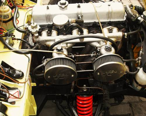 1969 GT6 MK2 OVERDRIVE,PHOTOGRAPHIC RESTORATION,LEATHER INTERIOR, For Sale (picture 6 of 6)