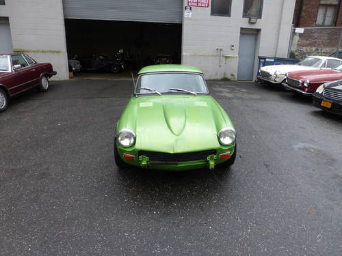 1970 Triumph GT6 MK-II To Restore - SOLD (picture 2 of 6)