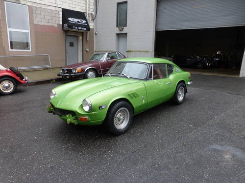 1970 Triumph GT6 MK-II To Restore - SOLD (picture 3 of 6)