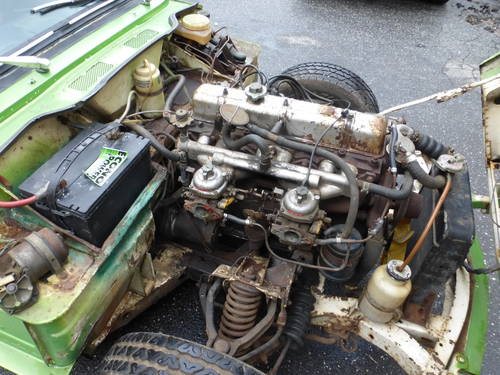1970 Triumph GT6 MK-II To Restore - SOLD (picture 6 of 6)