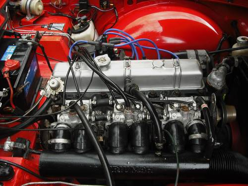1975 TR6 2.5PI,MATCHING NUMBER HOME MARKET VEHICLE,OVERDRIVE, For Sale (picture 6 of 6)