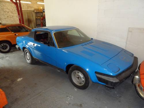 1979 Triumph Tr7 Fhc Sold Car And Classic