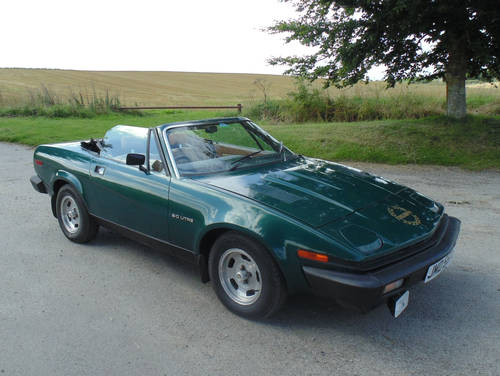 1980 Triumph TR7 Convertible SOLD (picture 2 of 6)