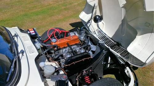 1966 FULLY RESTORED TRIUMPH SPITFIRE MK2 WITH OVERDRIVE For Sale (picture 5 of 5)