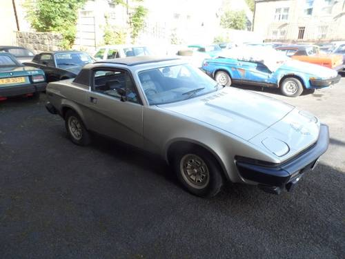 1980 Triumph Tr7 Fhc Sold Car And Classic