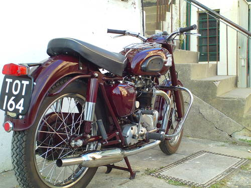 1958 TRIUMPH SPEEDTWIN 5T SOLD (picture 2 of 6)