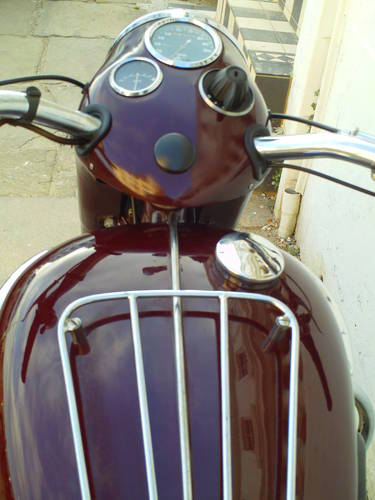 1958 TRIUMPH SPEEDTWIN 5T SOLD (picture 5 of 6)
