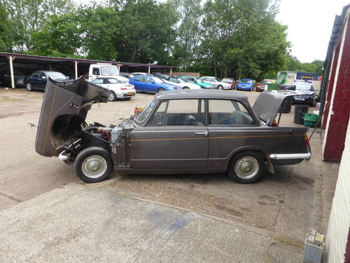 Triumph Herald 13/60 Saloon 1970 J  For Sale (picture 1 of 2)