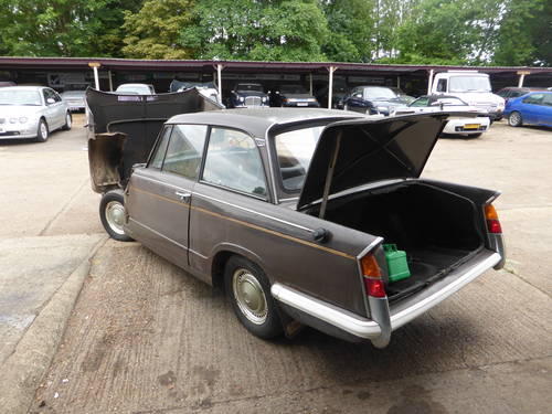 Triumph Herald 13/60 Saloon 1970 J  For Sale (picture 2 of 2)