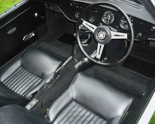 1972 SPITFIRE MK4,EXTENSIVE £16800 BODY OFF RESTORATION For Sale (picture 4 of 6)