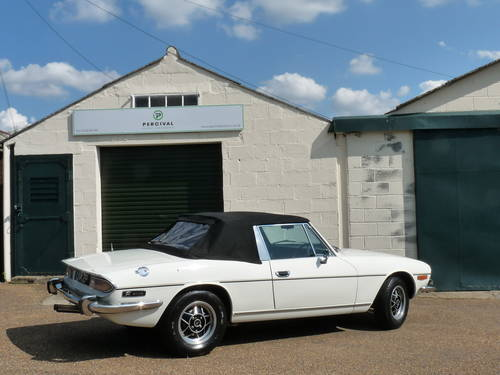 1975 Triumph Stag, manual overdrive gearbox SOLD (picture 2 of 6)