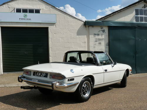 1975 Triumph Stag, manual overdrive gearbox SOLD (picture 6 of 6)