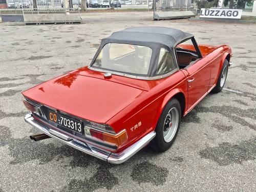 1973 Triumph - TR 6 PI ASI CERTIFIED For Sale (picture 3 of 6)
