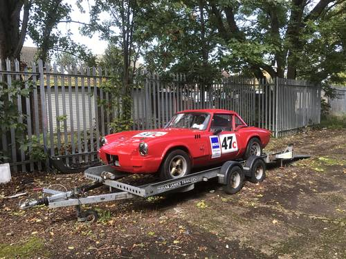 Class C Spitfire Race Car Sold Car And Classic