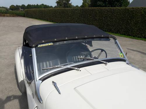 TRIUMPH TR 3 RARE MODEL 1957 VERY NICE SOLD (picture 6 of 6)