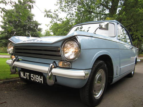 TRIUMPH HERALD WANTED TODAY ~ CAN COLLECT WITHIN 48 HRS!!! For Sale (picture 1 of 6)