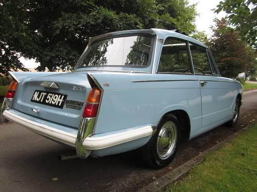 TRIUMPH HERALD WANTED TODAY ~ CAN COLLECT WITHIN 48 HRS!!! For Sale (picture 2 of 6)