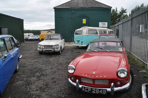 Classic car servicing and restoration only £30 per hour +VAT  (picture 3 of 6)