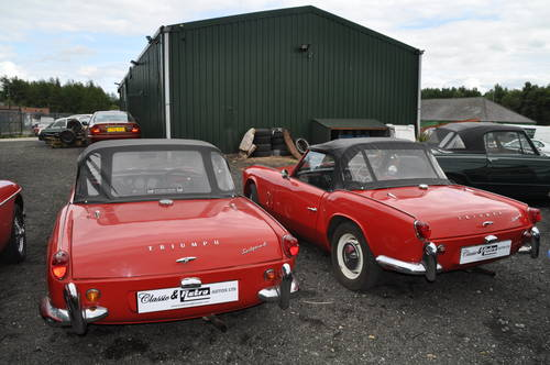 Classic car servicing and restoration only £30 per hour +VAT  (picture 4 of 6)
