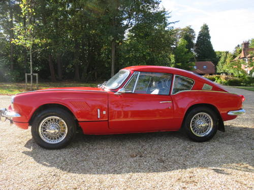 1970 Triumph GT6 MK2 (Credit/Debt Cards & Delivery) SOLD (picture 3 of 6)