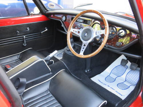 1970 Triumph GT6 MK2 (Credit/Debt Cards & Delivery) SOLD (picture 5 of 6)