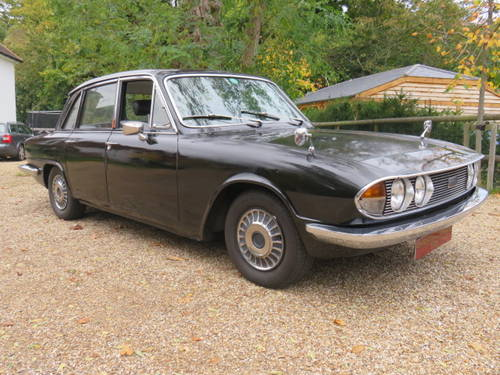 1974 Triumph 2000 Mk2 (Credit/Debit Cards & Delivery) SOLD (picture 1 of 6)