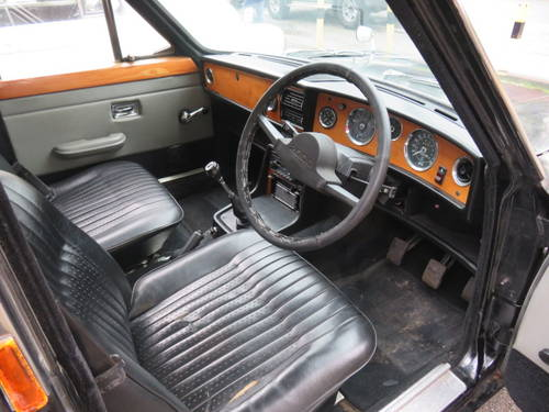 1974 Triumph 2000 Mk2 (Credit/Debit Cards & Delivery) SOLD (picture 5 of 6)