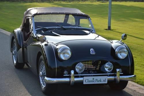 1955 (714) Triumph TR2 For Sale (picture 4 of 6)