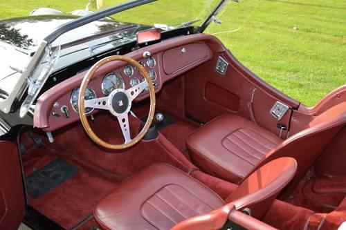 1955 (714) Triumph TR2 For Sale (picture 5 of 6)