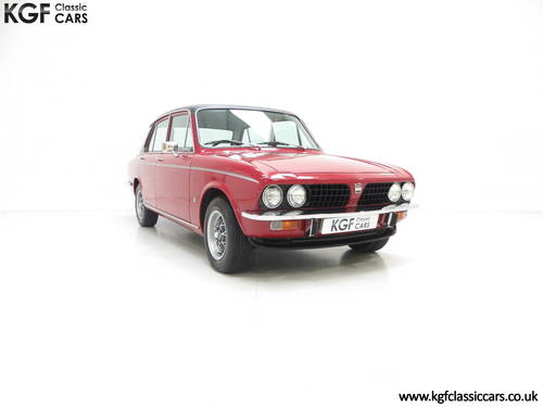 1974 A Stunningly Rare Triumph Dolomite Sprint SOLD (picture 1 of 6)
