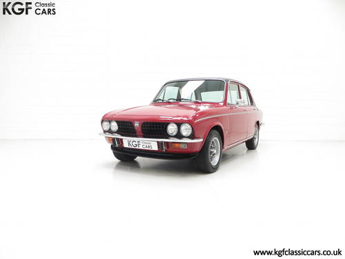 1974 A Stunningly Rare Triumph Dolomite Sprint SOLD (picture 2 of 6)